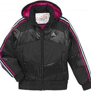 Dívčí zimní bunda - adidas GIRLS PADDED JACKET