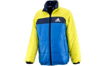 Chlapecká zimní bunda adidas YB PAD JACKET