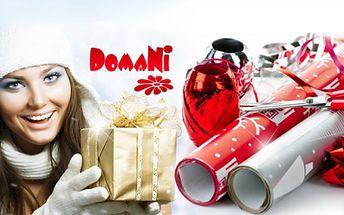 PROFESIONÁLNÍ BALENÍ DÁRKŮ na VÁNOCE v Liberci! Nechte si zabalit dárky včas a nic Vás nepřekvapí!