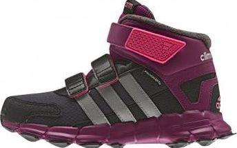 Dětská zimní obuv - Adidas WINTER MID K