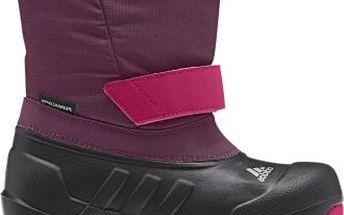 Dětská zimní obuv - Adidas CH WINTERFUN BOY K