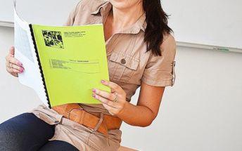 Školení pro asistentky - večerní školení 8.12. - 11.12.2014