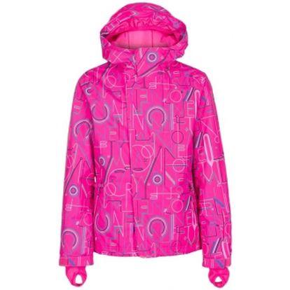 Dívčí zimní bunda PG SCRIBBLE JACKET