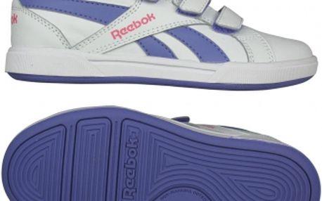 Dětská obuv pro volný čas - Reebok ROYAL ADVANCE bílá