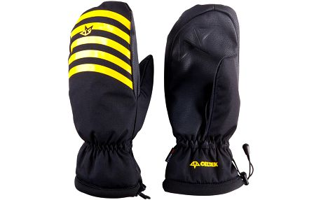 Pohodlné pánské rukavice plné vychytávek Celtek Bitten by mitten wuk
