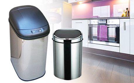 Bezdotykový odpadkový koš SENZOR i s poštovným