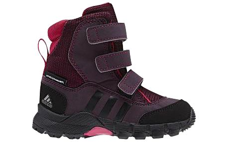 Dětská zimní obuv - Adidas CH HOLTANNA SNOW CF I