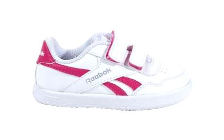 Dětská obuv pro volný čas - Reebok ROYAL EFFECT bílá