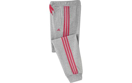 Dívčí tepláky - adidas YG ESS KNIT PANT CLOSED HEM