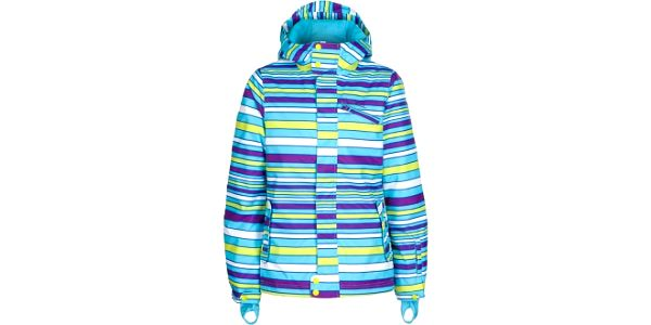 Dívčí snowboardová bunda PG CARAT JACKET