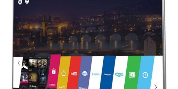3D televize LG 42LB650V