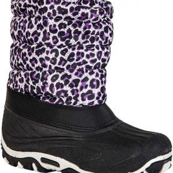 Stylová dětská zimní obuv - Junior League ULL