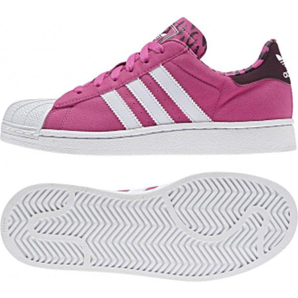 Dětská lifestyle obuv - Adidas SUPERSTAR 2 J