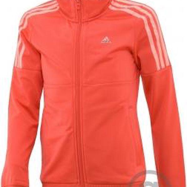 Dívčí sportovní mikina - Adidas YG W PES TTOP