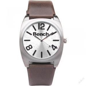 Kožené pánské hodinky Bench QA Patina