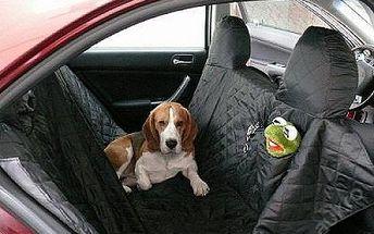 Potah pro psa do auta