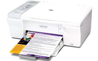 Multifunkční barevná inkoustová tiskárna HP DeskJet F4280
