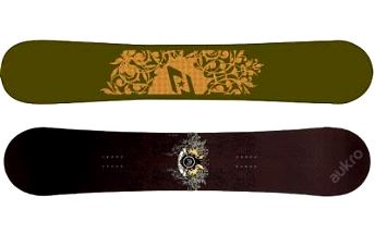 Snowboard Elan Pure délka 160cm