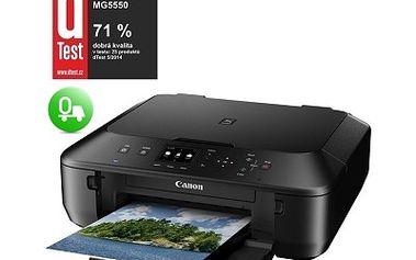 Multifunkční tiskárna Canon PIXMA MG5550