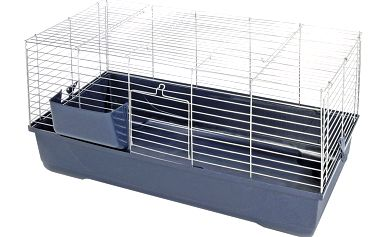 Kvalitní klec Bunny Bungallow 100cm