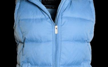 Pohodlná teplá dámská vesta Authentic