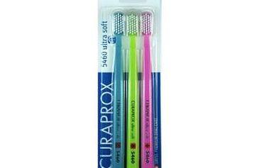 Zubní kartáček Curaprox Ultra Soft 3ks