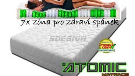 Ortopedická matrace ATOMIC,90x200
