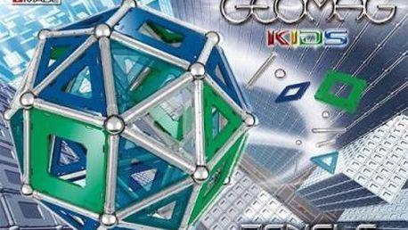 Magnetická stavebnice Geomag Kids Panels 190