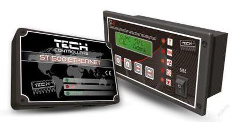 Ethernet modul ST-500 TECH, dálkové ovládání kotle