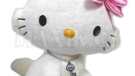 Plyšová kočička Charmmy Hello Kitty 30cm
