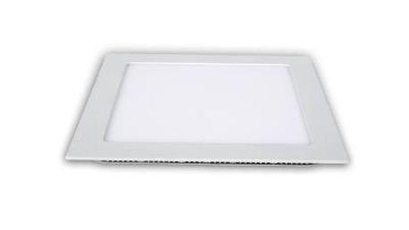 2x LED stropní světlo Ultraslim panel 18 W
