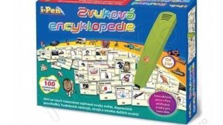 Zvuková encyklopedie, interaktivní pero