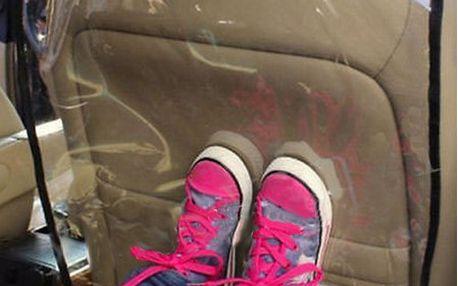 Ochranný obal na sedačky v autě!