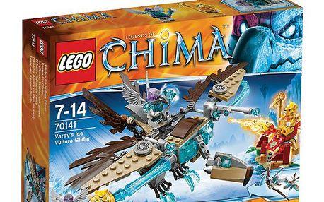 LEGO CHIMA - herní sady 70141 - Vardyův sněžný supí kluzák