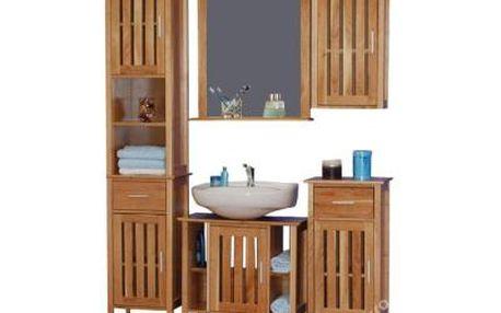 Dřevěná koupelnová sestava Ola