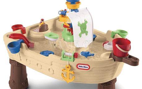 Vodní stůl Pirátská loď Little Tikes 628566