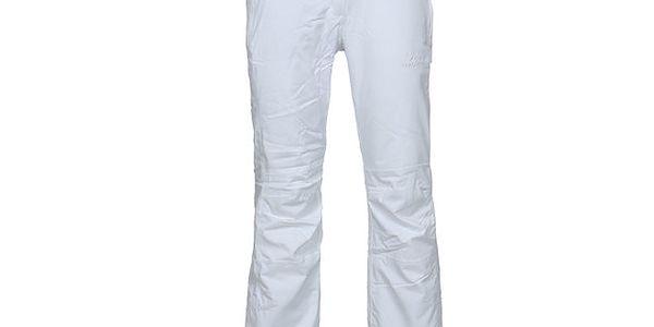Dámské bílé lyžařské kalhoty Bergson