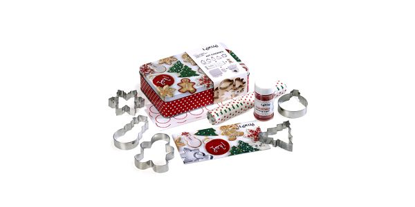 Set Kit Cookies Christmas, úspěch zaručen!