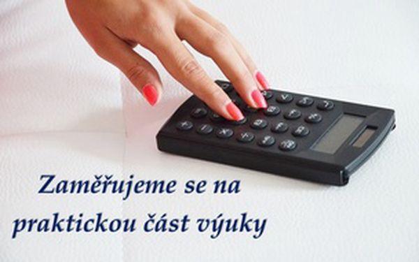 Základy účetnictví - odpolední 26.1.,27.1.,28.1.,29.1.,30.1