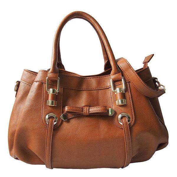 Dámská kabelka s mašličkou Gessy