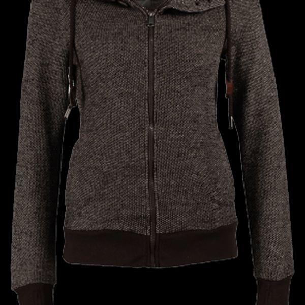 Teplá dámská fleecová bunda Authentic