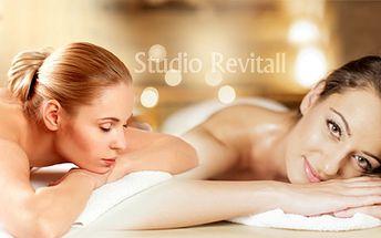 60min. OZDRAVNÝ VÁNOČNÍ BALÍČEK MASÁŽÍ! Detoxikační, zahřívací a regenerační termo masáž zad!