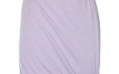 Dámská světle fialová sukně Bench