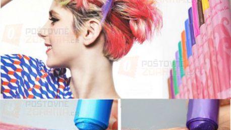 Dočasné barvičky na vlasy - 12 barev a poštovné ZDARMA! - 9999915089