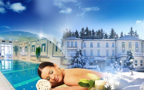 MARIÁNSKÉ LÁZNĚ! 3denní pobytový balíček MEDICAL RELAX pro DVA v 4* Parkhotelu GOLF již od 3990 Kč! Přepychové ubytování s POLOPENZÍ, masážemi, koupelí, měřením tlaku a vstupem do vyhřívaného hotelového bazénu!