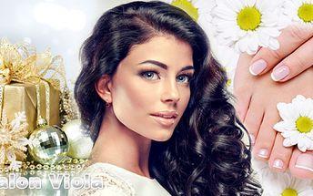 BEAUTY DAY pro ŽENY! Vlasová proměna, kosmetika, pedikúra, manikúra, masáž, P-shine a další!
