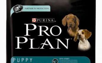 Kompletní granulované krmivo pro štěňata Purina Pro Plan Puppy Original 14+2,5 kg