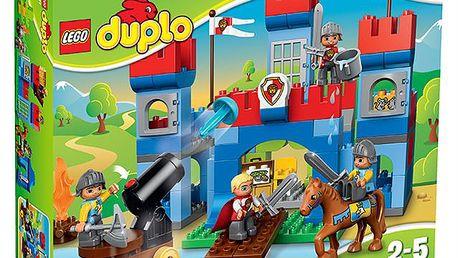 DUPLO LEGO Ville - Velký královský hrad