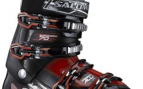 Pánské lyžařské boty - Salomon MISSION ALU GTI
