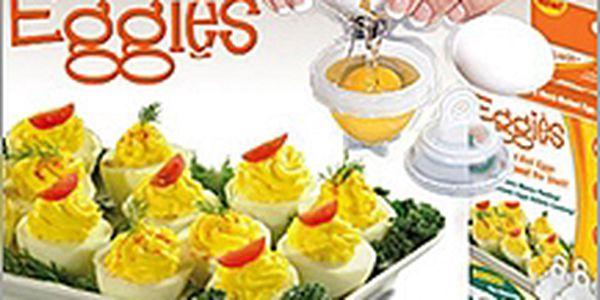 Stylové vaření vajíček